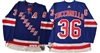Adidas Adizero Authentic NHL New York Rangers #36 Zuccarello Jersey