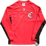 Connetquot Chiefs Competition Fleece Pullover Adult