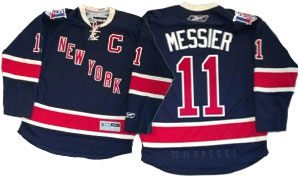 check out 8d22b e3cc6 Official Reebok Premier New York Rangers #11 Mark Messier Heritage Jersey