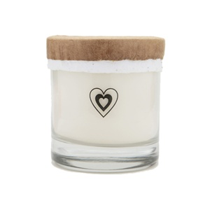 Signature Love Soy Candle Unscented