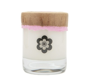 Votive Purity Soy Candle Rose Geranium