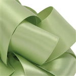 Offray Single Face Satin Ribbon -524 Lime Juice