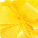 Offray Single Face Satin Ribbon - 645 Daffodil