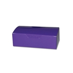 1/2 lb. Candy Boxes in Purple