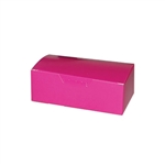 1/2 lb. Candy Boxes in Raspberry Pink
