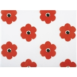 Poppy Printed Tissue Paper