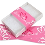 "Jewellery Box Belly Band Short design for 5-7/16"" x 3-1/2"" x 1"""