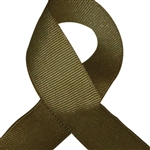 Best Priced Moss Green Grosgrain Ribbons