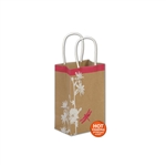 Down To Earth Kraft paper shopping bags