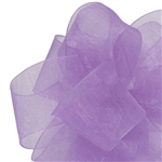 Offray Simply Sheer Asiana Ribbon - 450 Orchid - 5 Widths -100 yards