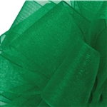 Offray Simply Sheer Asiana Ribbon - 580 Emerald - 5 Widths - 100 yards
