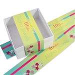 "Jewellery Box Belly Band design for 3-1/2"" x 3-1/2"" x 1-7/8"""