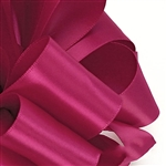 Azalea Double Faced Satin Ribbon - 5 widths - 100 yards