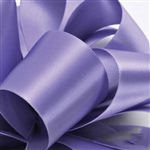 Offray Double Faced Satin Ribbon - 4 widths - 100 yards  447 Iris