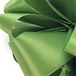 Offray Double Face Satin-548 Kiwi - 100 yards