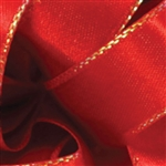 Olivia Opal Edge Ribbon Red