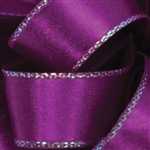 Olivia Opal Edge Ribbon Purple