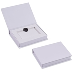 Magnetic Gift Card Boxes - White