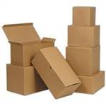 Assortment pack kraft giftware boxes