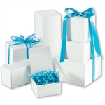 Gift Boxes - White Assortment Pack
