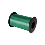 Emerald curling ribbon