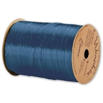 Wraphia Ribbon Pearlized Royal Blue