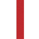Offray Grosgrain Ribbon - 252 Hot Red