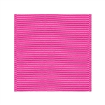 Wide Hair Bow Grosgrain Ribbon - Vibrant Pink