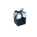 Medium Eco Pop Boxes, Black