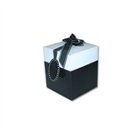 Large Eco Pop Boxes, Black