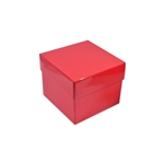 Large Red Window Display Boxes