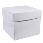 Extra Large White Window Display Boxes