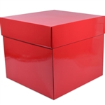 Extra Large Red Window Display Boxes