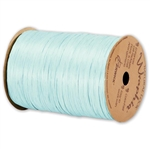 Wraphia Ribbon Matte Light Blue