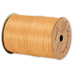 Wraphia Ribbon Matte Gold