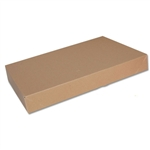 Apparel Boxes in Natural Kraft