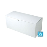 "Giftware Boxes in White 1 Piece 14"" x 6"" x 6"""