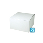"Giftware Boxes in White 1 Piece 10"" x 10"" x 6"""
