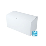 "Giftware Boxes in White 1 Piece 12"" x 6"" x 6"""