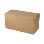"Gift Boxes - Natural Kraft 14"" x 6"" x 6"""
