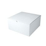"Giftware Boxes in White 2 Piece 12"" x 12"" x 5-1/2"""
