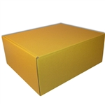 Corrugated E-Comm Yellow Large Boxes