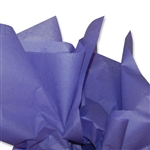 Periwinkle Coloured Tissue Paper