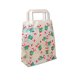 Frosted Petite Reusable Candy Canes Bags