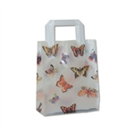 Frosted Petite Reusable Butterfly Bags