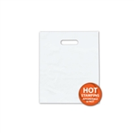 Frosted Merchandise Clear Bags 9 x 12