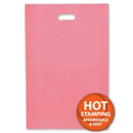 "Frosted Merchandise Cerise Bags 14"" x 3"" x 21"""