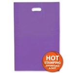 "Frosted Merchandise Grape Bags 14"" x 3"" x 21"""
