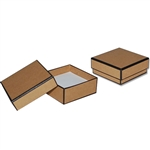 Berkeley Jewellery Boxes - Kraft