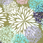 Flower Burst Gift Wrap Wholesale